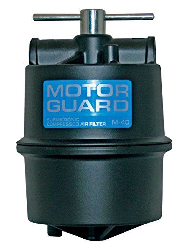 Motor Guard M40 Submicronic Compressed Air Filter 38 Npt Details Can Be Found By Clicking On The Image No Compressed Air Filter Compressed Air Air Purifier