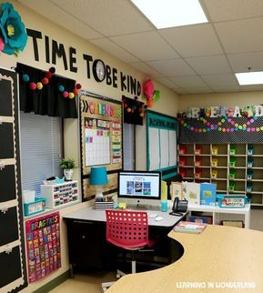Learning in Wonderland Classroom Tour 2018-2019
