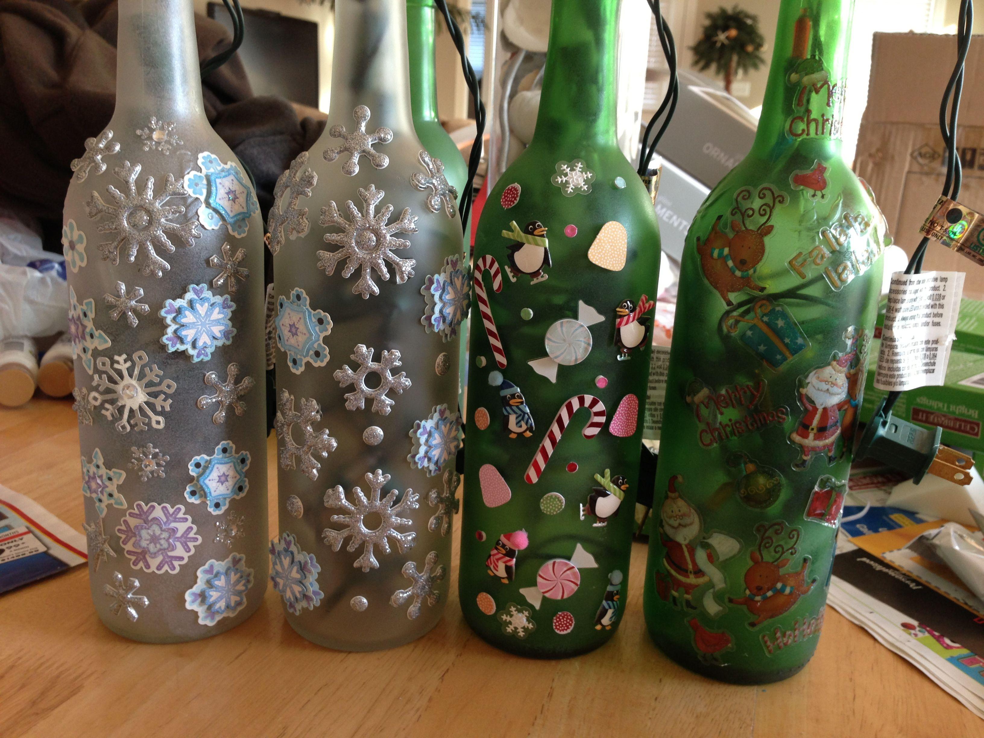 Bottles Crafts Pinterest