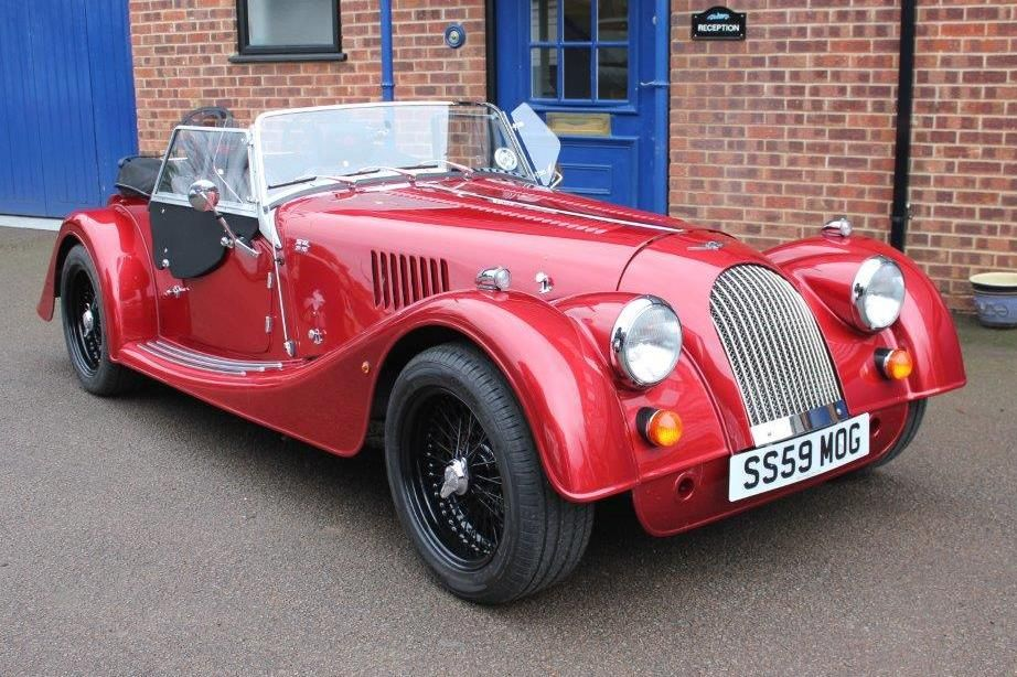 Used Morgan Cars For Sale And Wanted Melvyn Rutter Limited