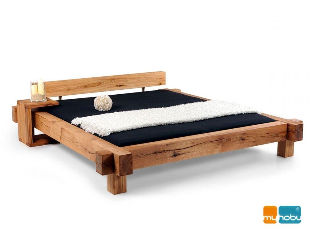 Massivholzbett  MAMMUT Doppelbett/Massivholzbett #Sumpfeiche geölt | wood ...