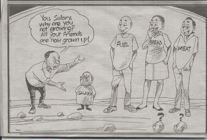 poor salary