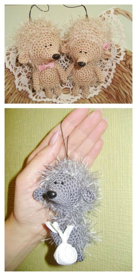 Crochet Hedgehog Amigurumi Free Patterns | Häkeln | Pinterest ...