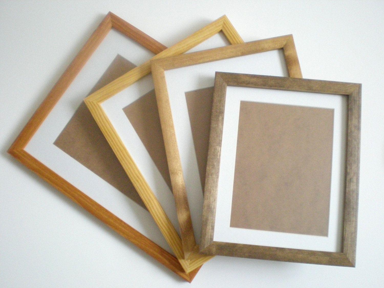 13x19 picture frame wood frame 33x48cm frame wall frame poster