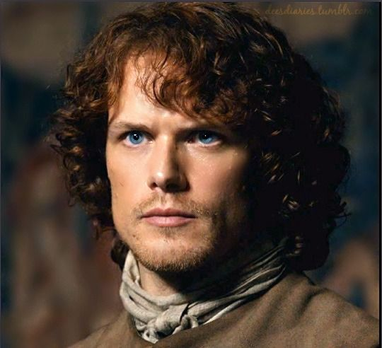 iridescentstone:  deesdiaries:  Outlander (S1.13), Jamie Fraser The King of Men… truly.  Oh my heart. Need a portable defibrillator.