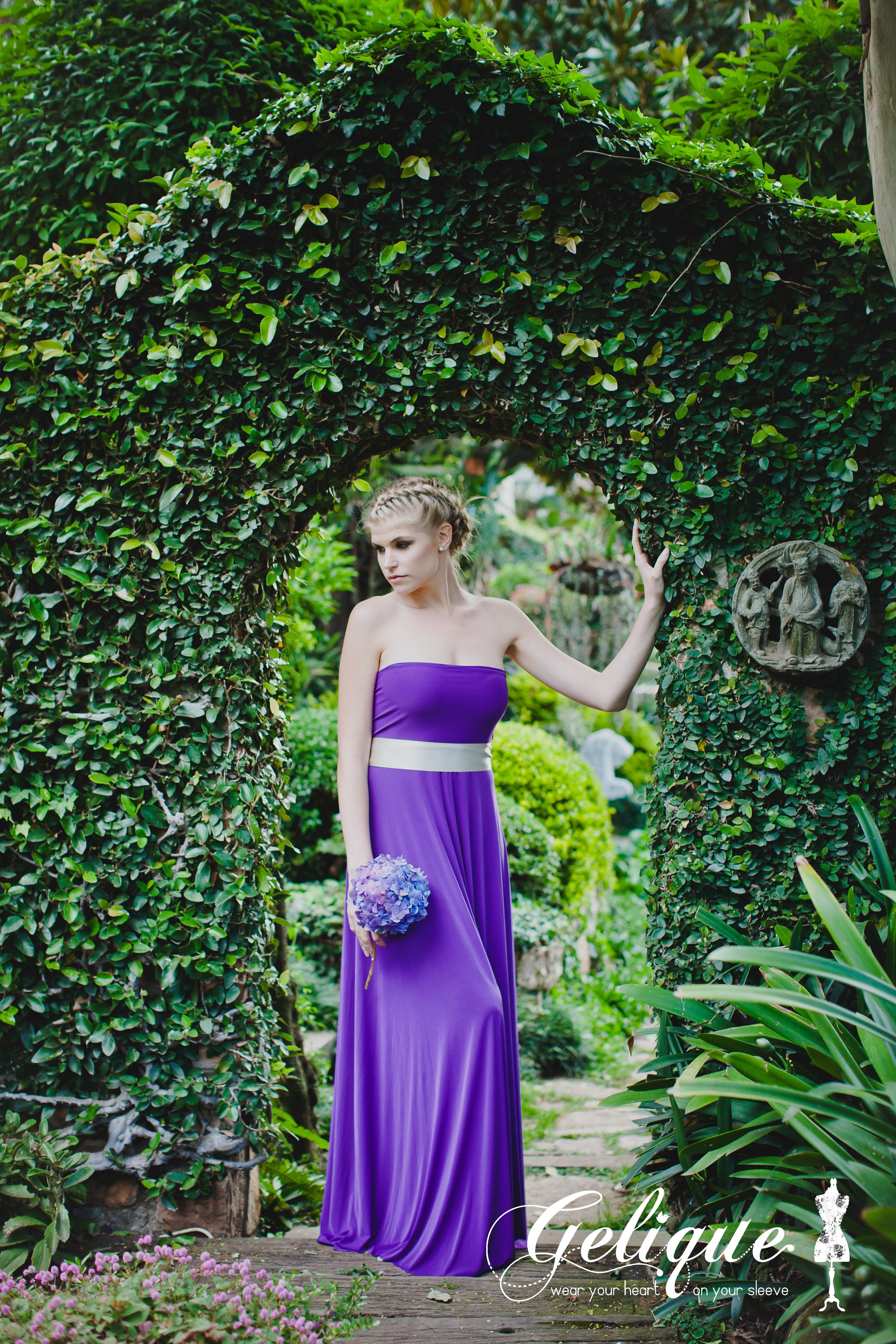 b67267fc232 Gelique Boobtube dress