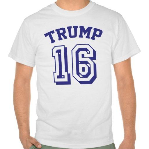 c6be185a99fc Donald Trump 16 Tee T Shirt