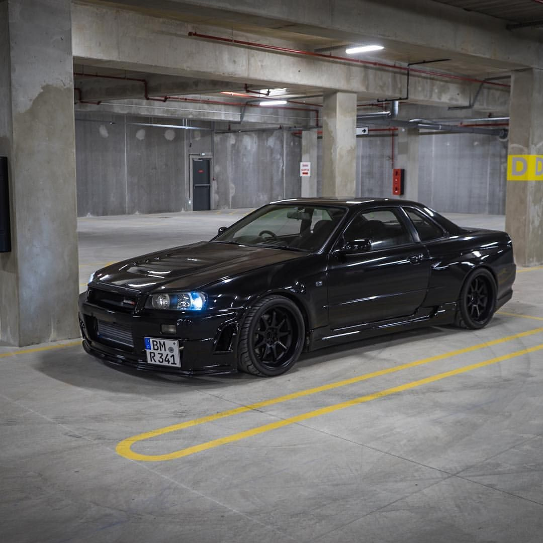 Pin by Touch style on JDM / Import cars / Stance   Skyline