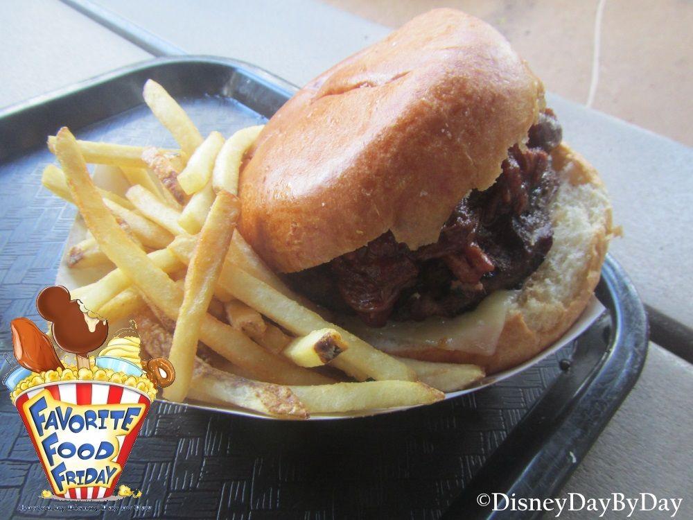 Favorite Food Friday - Typhoon Lagoon's Island Burger ...
