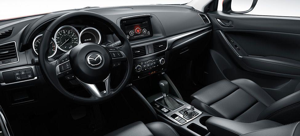 2016 Mazda CX5 interior www.southbaymazda.com | Mazda CX-5 | Pinterest