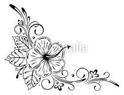 flower tattoo vorlage mal so mal so pinterest tattoo vorlagen vorlagen und. Black Bedroom Furniture Sets. Home Design Ideas