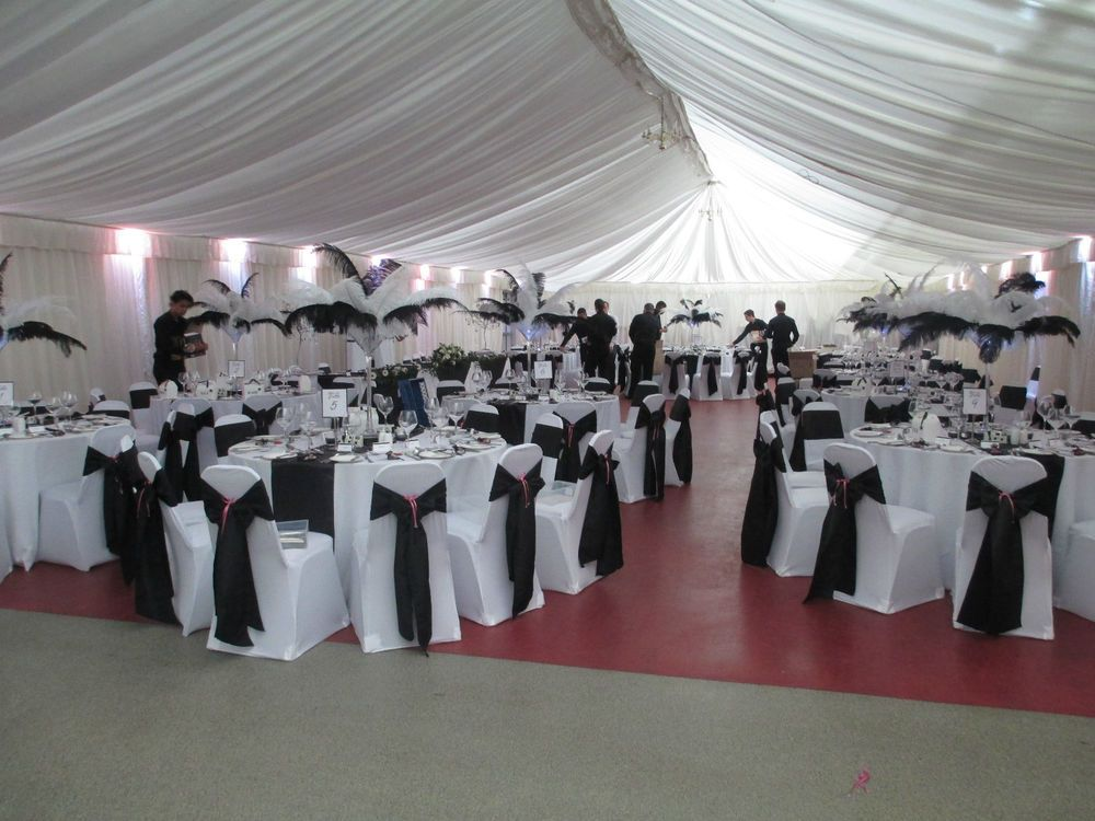 50 White Lycra Chair Covers Used Chair Covers Wedding