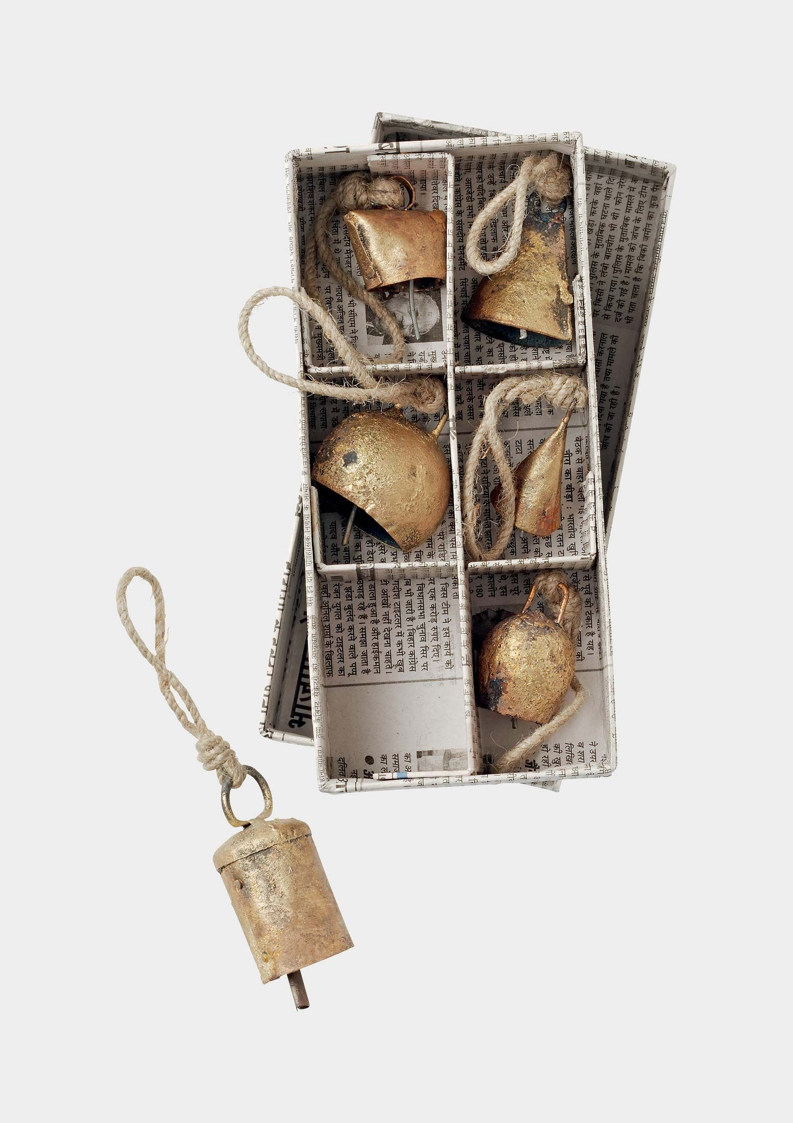 COWBELL TREE DECORATIONS | TOAST