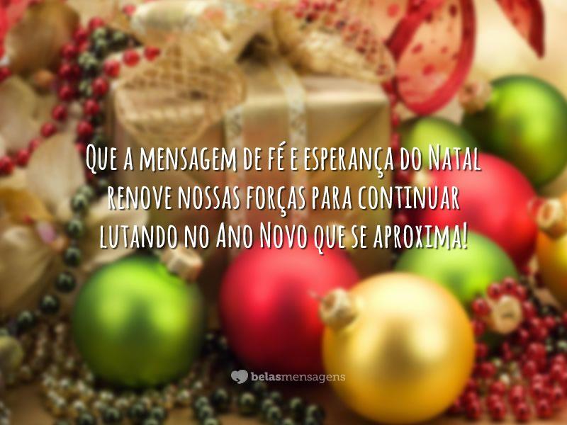 Pin Em Mensagens De Natal E Ano Novo