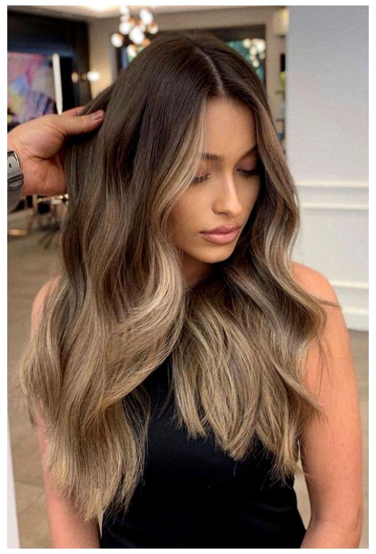 16 Best Ash Blonde Hair Color Ideas Cool Hair Color For Brunettes Ash Brown Coolhaircolorf In 2021 Ash Blonde Hair Colour Balayage Hair Hair Inspiration Color