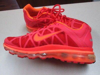 Hombres Zapatos Nike Air Max Fitsole De 2 Zapatillas De Deporte De Fitsole Hombre Tamaño Naranja 4d3d8e