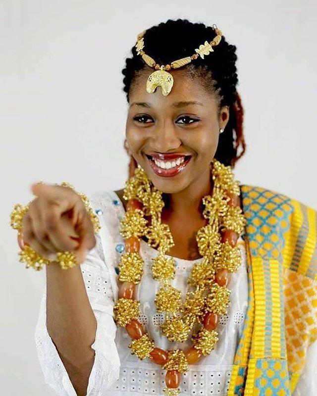 tradition via tenue traditionnelle ivoirienne cotedivoire ivorianweddings cotedivoire. Black Bedroom Furniture Sets. Home Design Ideas