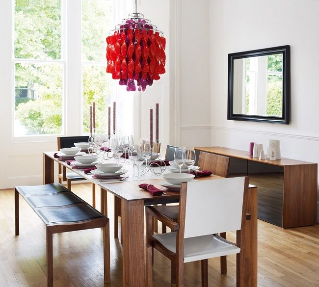 Wood Dining Tables Lucido From Heals