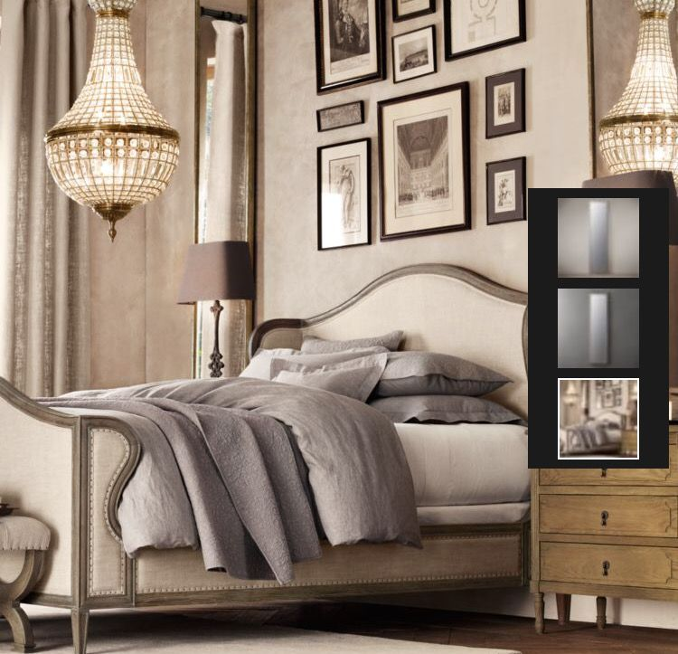 Pin By Leila Hale On Not Quite White Restoration Hardware Bedroom Home Beautiful Bedrooms