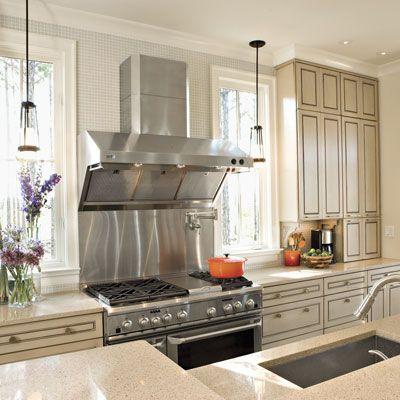 24 Idea House Kitchens
