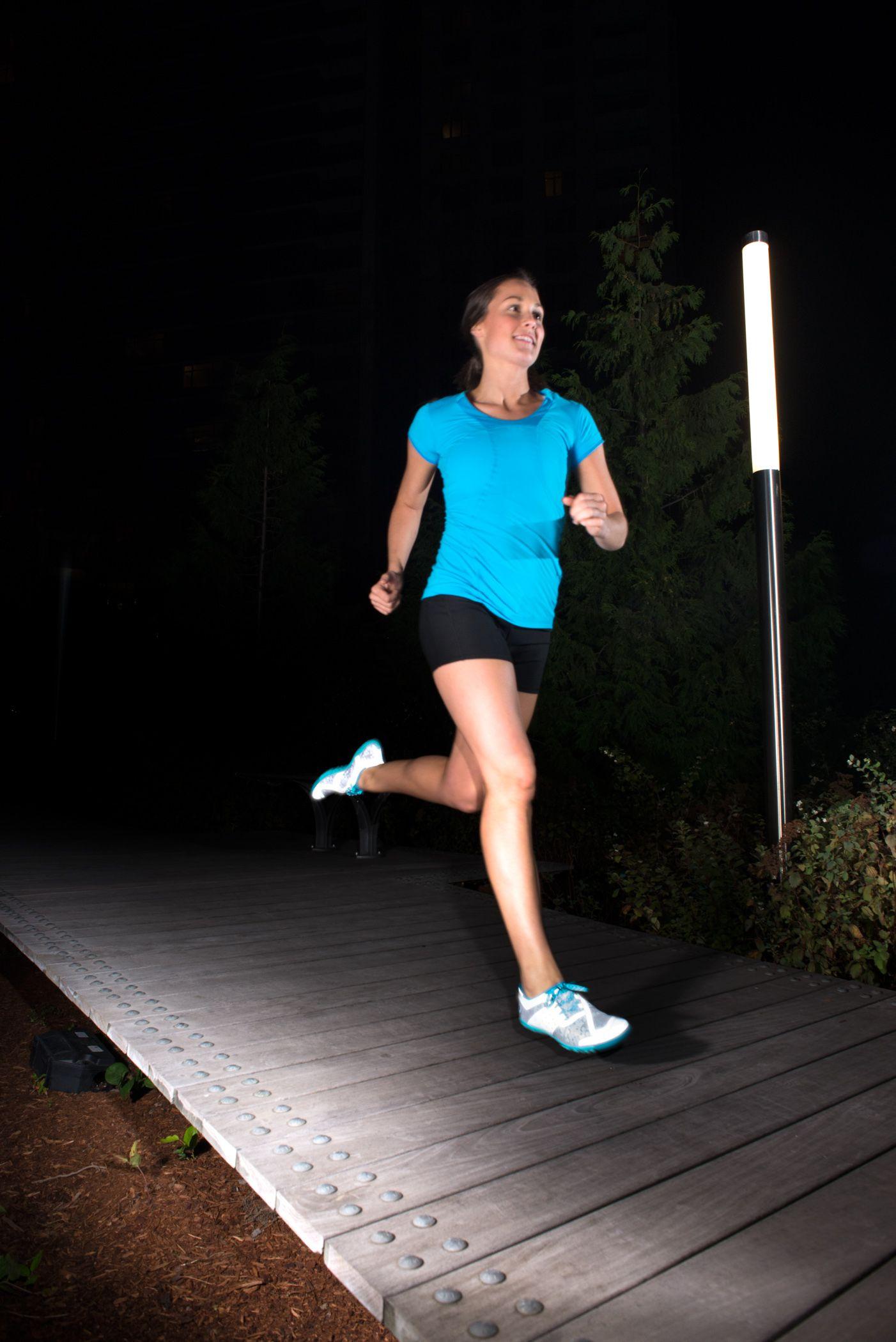 how to fix flat feet running