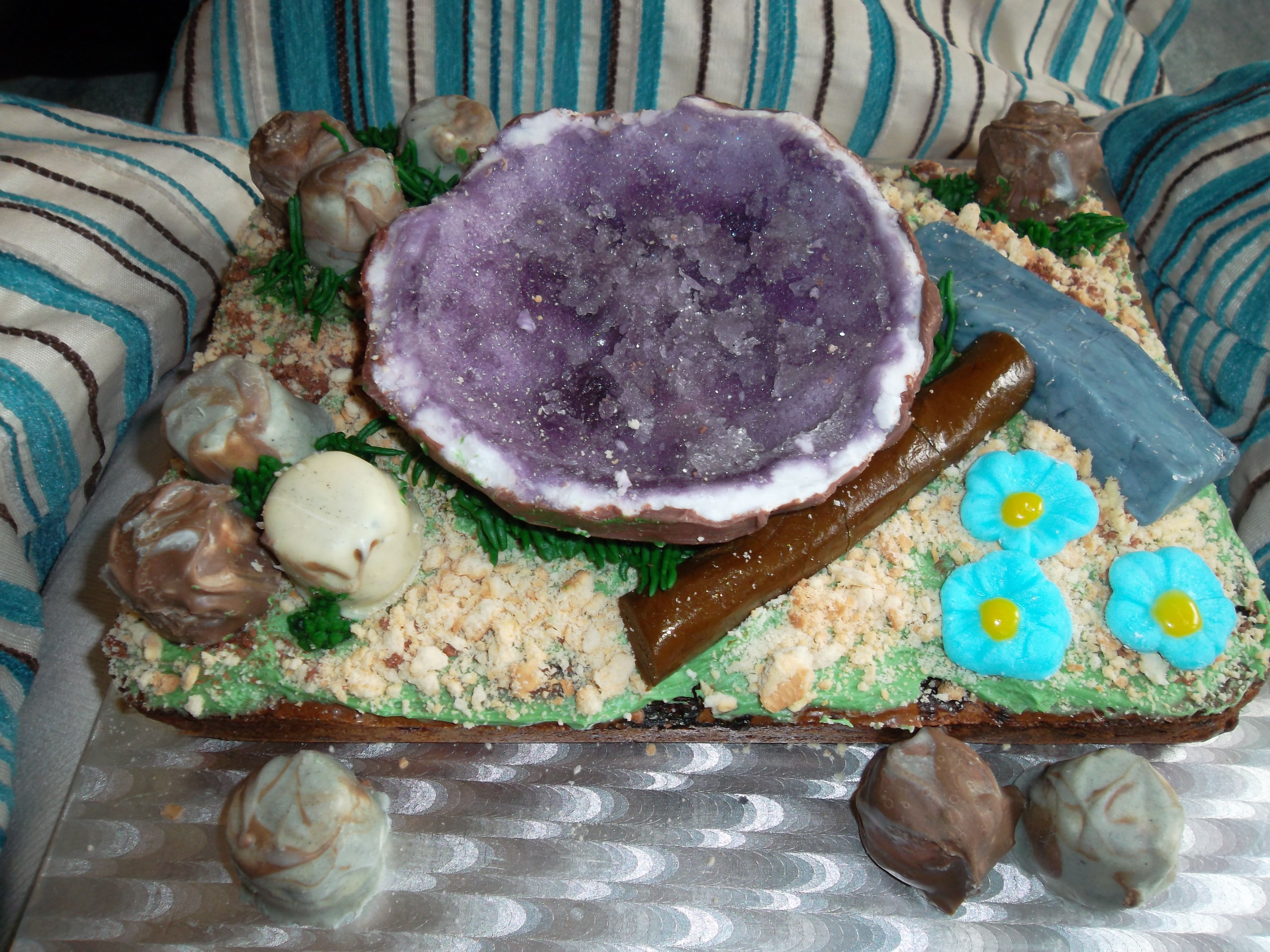 338ff1065bcc5d9365174a53ba28aaf6 10 best geology cake images on pinterest,Geology Birthday Party Invitations