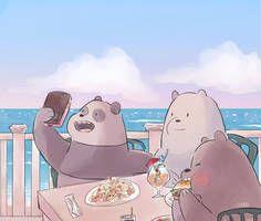 We Bare Bears by Cioccolatodorima on DeviantArt