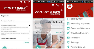 Download Zenith Bank Mobile App On Android Blackberry Iphone Ipad