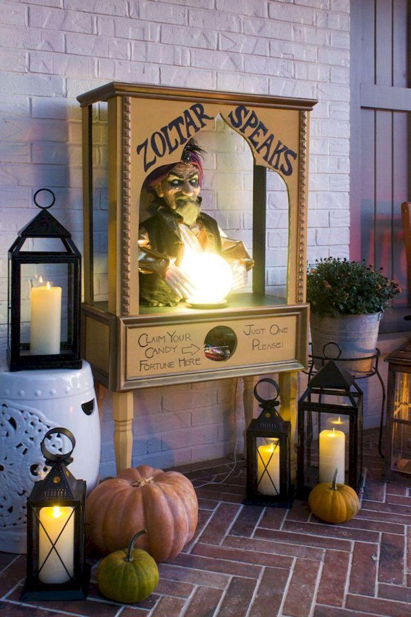 64 Beautiful Outdoor Halloween Decoration Ideas