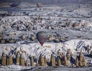 50 travel ideas for 2015 - Murat Kaya/Anadolu Agency/Getty Images