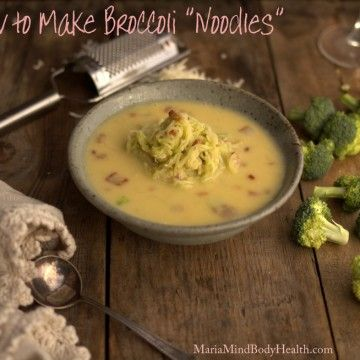 recipe: low carb ham and broccoli soup [30]