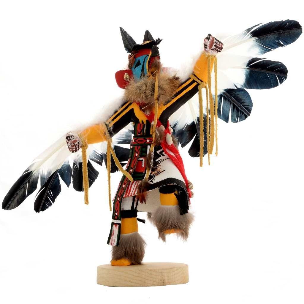 recipe: hopi eagle dancer kachina [30]