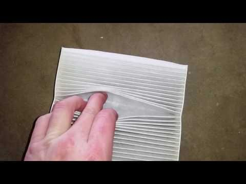 701 2015 2018 Jeep Renegade Suv Checking Hvac Cabin Air Filter