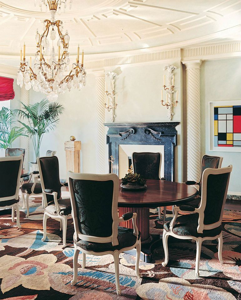 Designer Chairs: 10 Stunning Projects by Jacques Grange