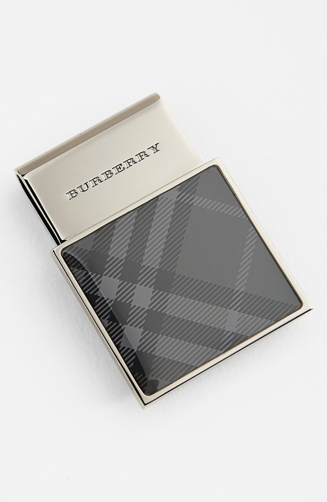 244fa463dd17 Burberry Money Clip | Money Clip | Money clip, Money clip wallet ...
