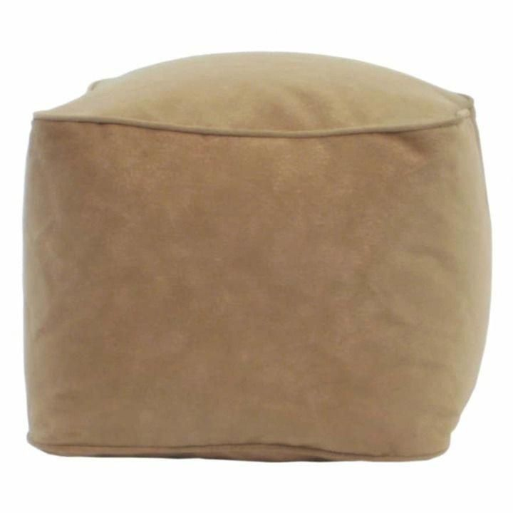 Awe Inspiring Kohls Microsuede Beanbag Cube Leatherbeanbagchair Pabps2019 Chair Design Images Pabps2019Com