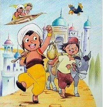 سندباد Anime Old Anime Disney Cartoons