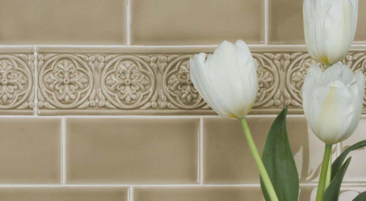 Keramik-Fries STUDIO : SILVER SANDS ADEX | N37 Küche | Pinterest | Küche
