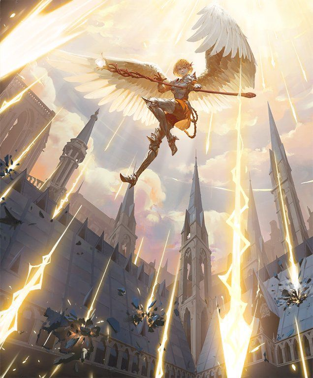 Photo of Card: Angelic Smite