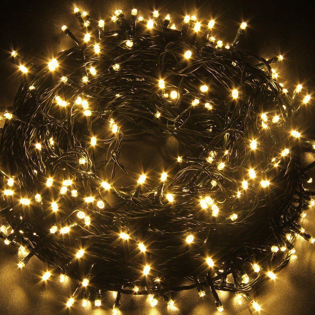 Dcorative String Lights Usb Powered Flexible Twinke Lights 100 Led 39 4 Feet With 8 Fla Christmas String Lights Led String Lights Outdoor String Lights Outdoor