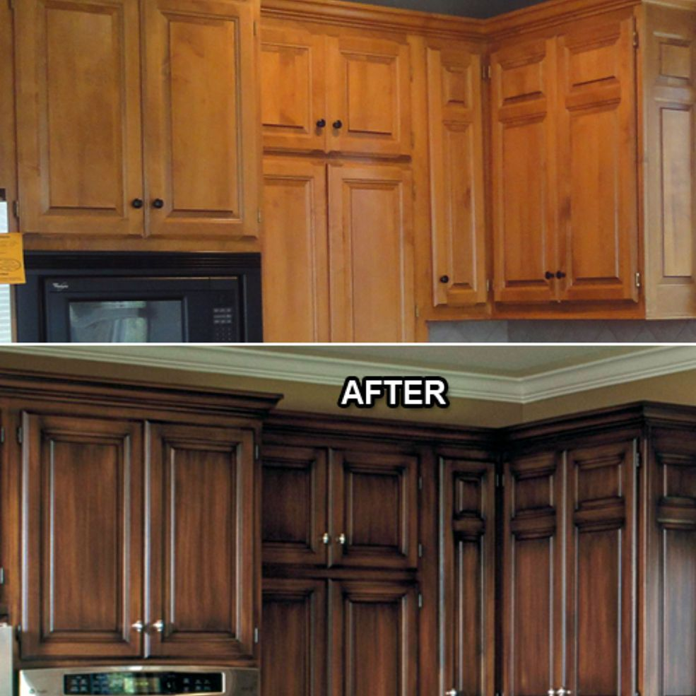 Does Anyone Know Of A Faux Glaze For Kitchen Cabinets With Images Kitchen Redo Home Diy Home Remodeling