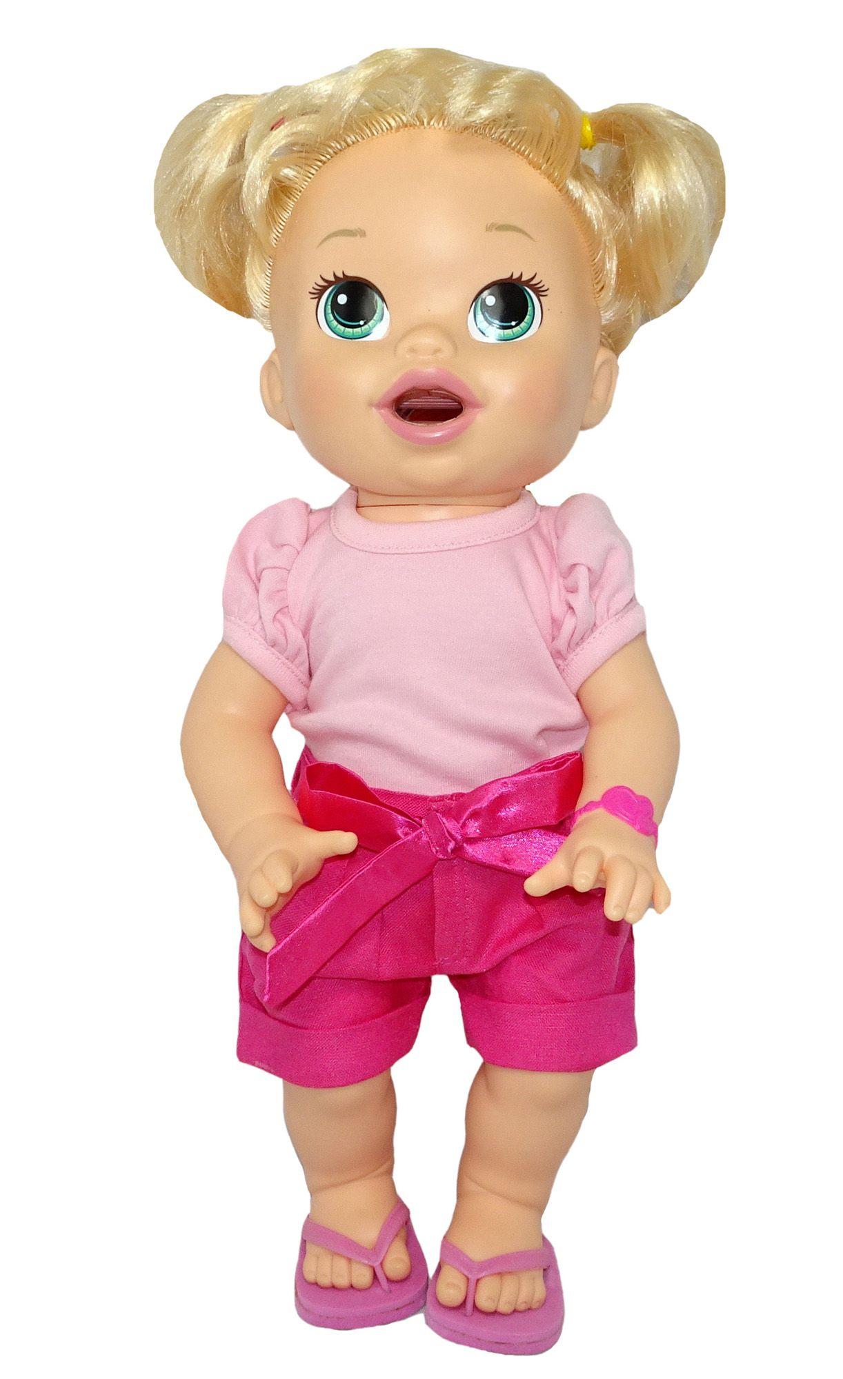 Pink Pleated Shorts Pleated shorts, Disney princess toys