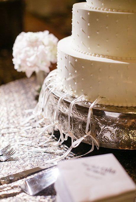 Wedding Etiquette Wedding Cake Pulls Cake Pull Charms Wedding Cake Pull Charms