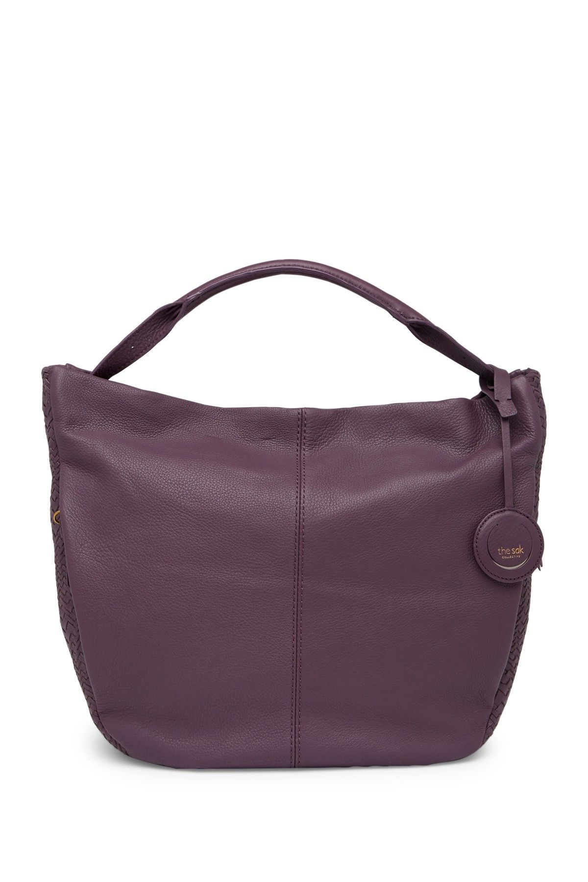 63d7245b9ee4 The 120 Large Leather Hobo Bag by The Sak on @nordstrom_rack #hobobags