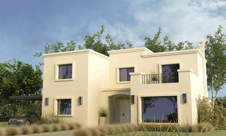 DT 20 Casa llave en mano de 200m², con 6 estilos