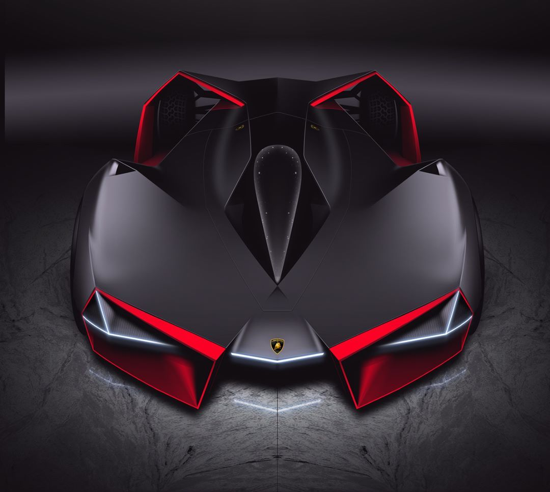 Front View Aircraft Inspiration Lambochallenge Lamborghini Cardesignerscommunity Designdaily Sketchbook Sketch New Luxury Cars Super Cars Sports Design