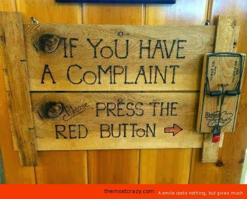 Make this your door bell if you dont want anyone to................. | themostcrazy.com