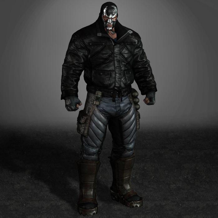 Denver Shooting At Batman The Dark Knight Rises Jessica: Batman Arkham Origins Bane 1 By ArmachamCorp On DeviantART