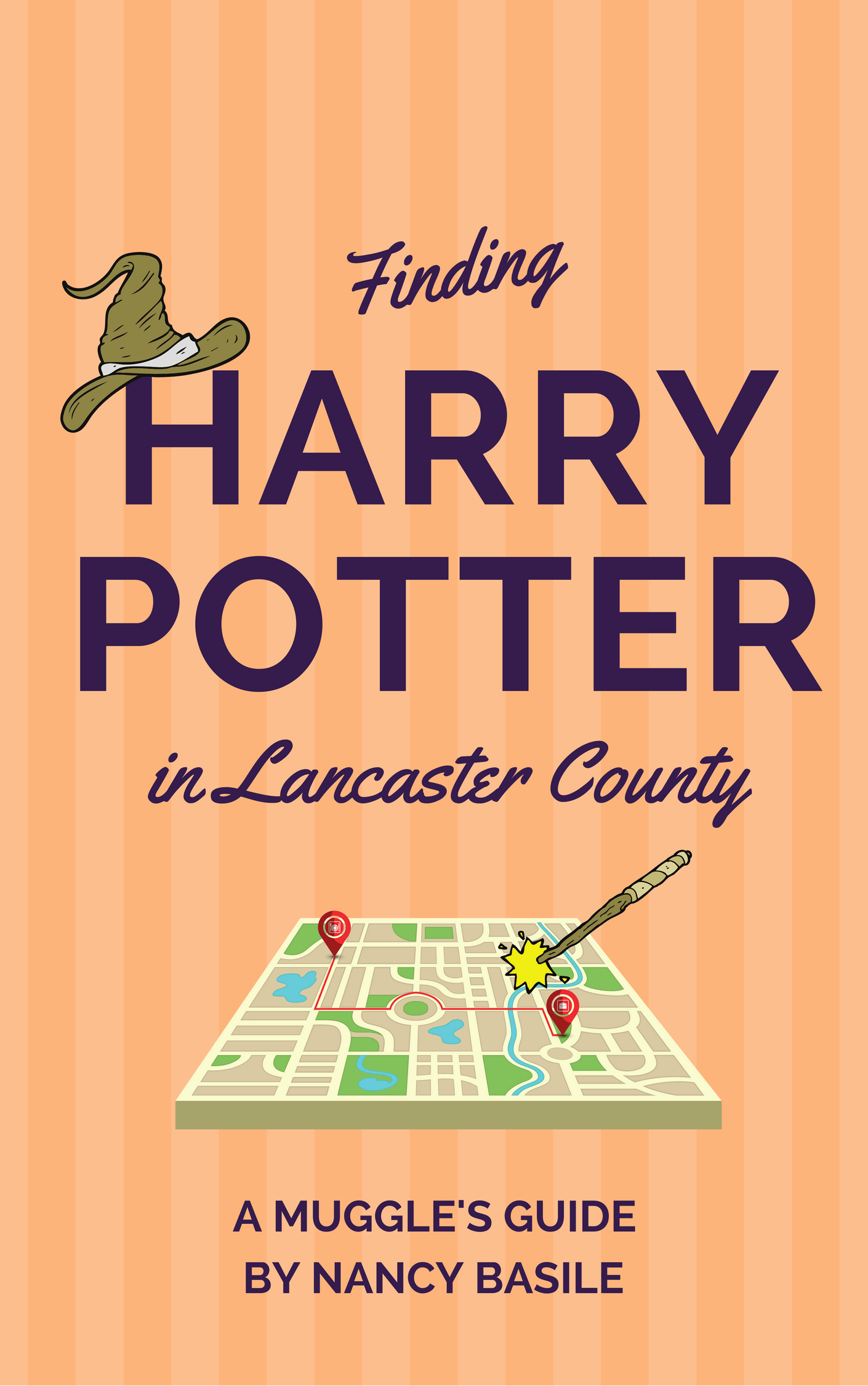 You NEED Finding #HarryPotter in #Lancaster County: A Muggle's Guide if you're a fan. #geektravel #amishcountry