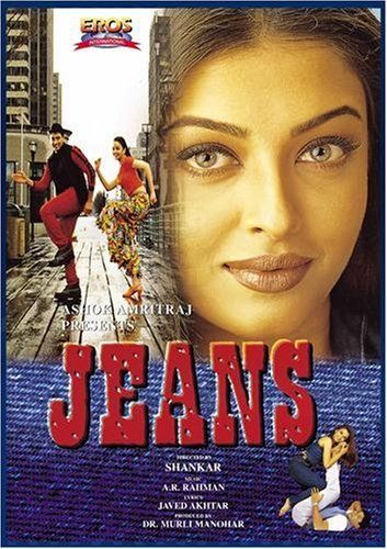 Jeans Hindi Hindi Movie Online Prashanth Aishwarya Rai Lakshmi Nasser Senthil Raju Sundaram And Gee Hindi Movies Full Movies Online Free Movies Online